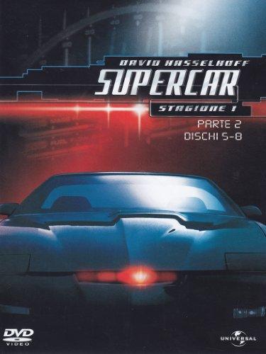 supercar. stagione 1. parte 2 (4 dvd) [Italia]