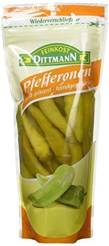 Feinkost Dittmann Pfefferonen mild, 5er Pack (5 x 200 g)
