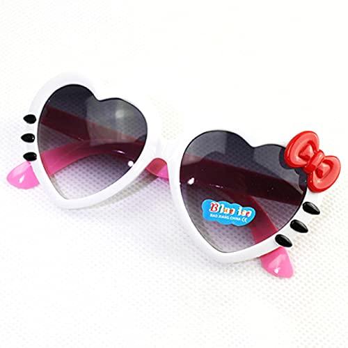 ShZyywrl Gafas De Sol Gafas De Sol para NiñosProtección Gafas De Sol Chicas Lindas Gafas Geniales Rd61-4