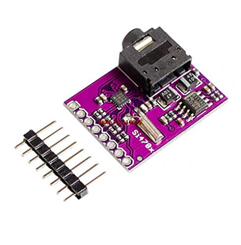 New Si4703 FM Tuner Evaluation Board Radio Tuner Board