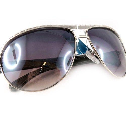 Les Trésors De Lily [L1934] - Gafas de sol 'Kost' gris.
