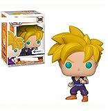 Figura De Anime Pop Dragon Ball Super Saiyan Gohan # 509 Figura De Acción Juguetes Colección Muñecas...