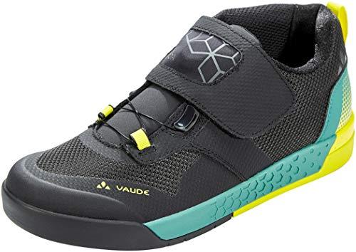 VAUDE Am Moab Tech, Zapatillas de Ciclismo de montaña Unisex Adulto, Amarillo (Canary 125), 41 EU