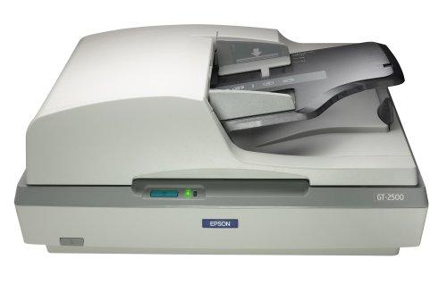 Epson GT-2500 Dokumentenscanner (9600dpi, USB, A4, 27ppm)
