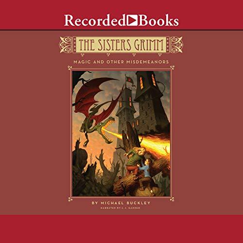 Couverture de The Sisters Grimm