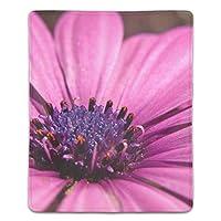 マウスパッド ゲーミングマウスパッド 滑り止め 18X22 厚い 耐久性に優れ ピンクの花 おしゃれ