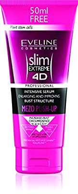 Eveline Cosmetics Slim Extreme 4D Intensive Serum Magnification and Improving the Structure of the Bust Mezo Push-Up 200 ml