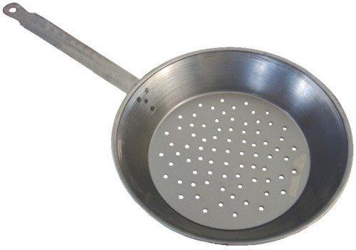 padella per castagne ferro 30 cm