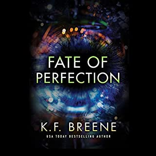 Fate of Perfection audiobook cover art