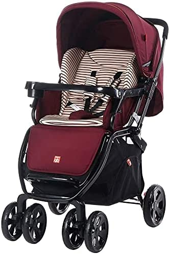 YZPTD Stroller Lightweight Portable Seat At the price of surprise Pushchair Rain Arlington Mall Cover