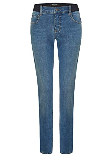 Angels Damen Jeans 'One Size Fits All' mit Leichter Used-Waschung