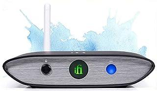 FACILE CONNETTIVITÀ BLUETOOTH - L'ultimo DAC Bluetooth (solo input) serie Qualcomm 5100 supporta Bluetooth 5.0TM in tutti i formati attuali e futuri come AAC, aptX, aptX HD, LDAC, HWA Codec. Trasmetti facilmente la tua musica preferita in qualità CD ...