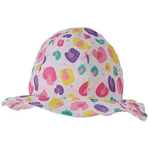 Chicco Cappello Reversibile Bimba Cappellino, Rosa (Bianco Rosa 031), 44/50 (Taglia Produttore:036)