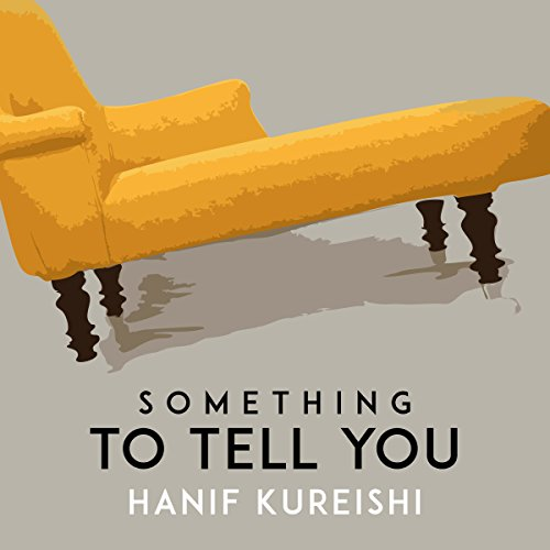 Something to Tell You audiobook cover art