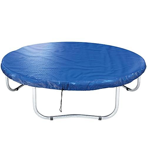Aktive 54117 - Cobertor cama elástica, diámetro 305 cm, repelente al agua, protección solar UV, camas elásticas para niños, funda colchoneta elástica exterior, Aktive