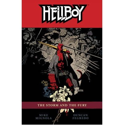 [(Hellboy: Storm and the Fury Volume 12)] [Author: Duncan Fegredo] published on (March, 2012)