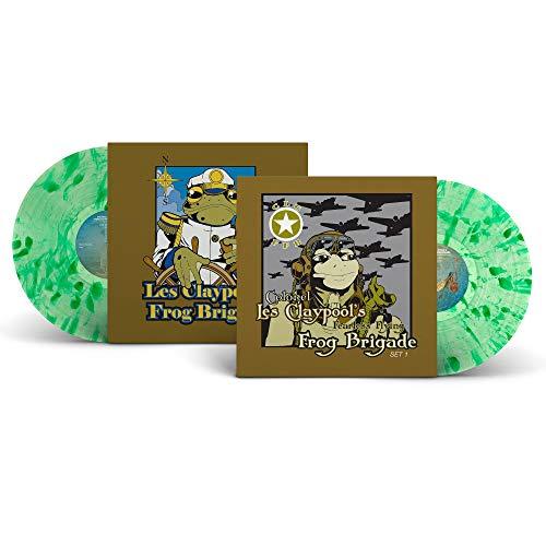 Live Frogs Sets 1 & 2 [Vinyl LP]