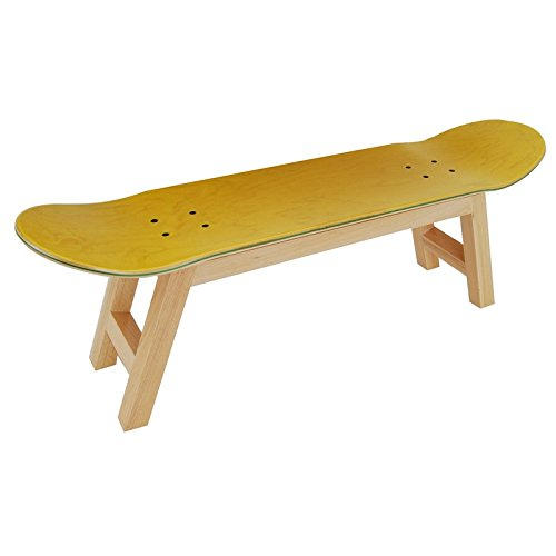 Skateboard-Hocker