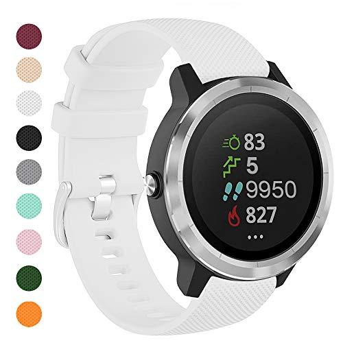 Onedream Correas Compatible para Garmin Vivoactive 4, Compatible con Samsung Galaxy Watch...