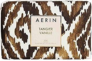 Aerin Tangier Vanille Soap (Pack of 6) - タンジールヴァニラ石鹸 x6 [並行輸入品]