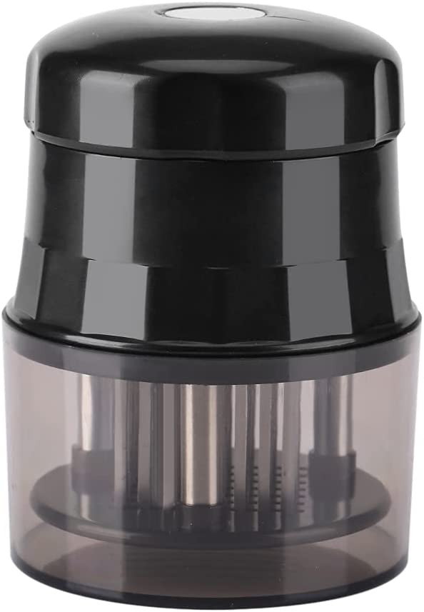 Meat service Mallet Black Tenderizer 56 Needles Fish Same day shipping Poultry for
