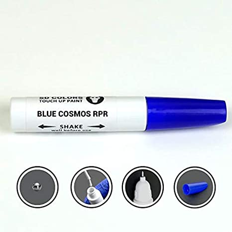 Sd Colors Blue Cosmos Rpr Touch Up Kit 12ml Colour Code Rpr Blue Cosmos Auto