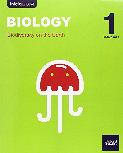 Biology. Student's Book. ESO 1 - Volume 2 (Inicia) - 9788467394153 (Inicia Dual)