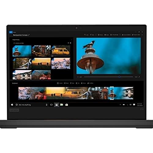 Lenovo ThinkPad - Portátil empresarial, Full HD, IPS, 1920x1080, Intel Quad Core i5-10210U, 256GB SSD, 8GB Ramt