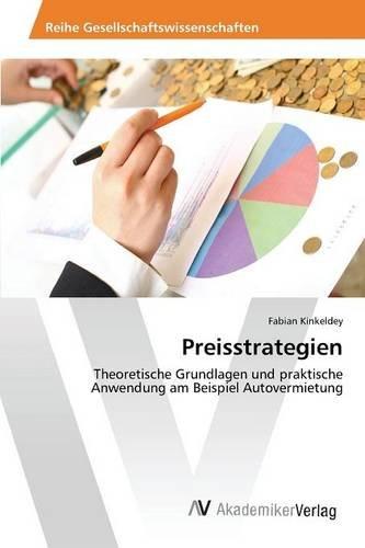 Kinkeldey, F: Preisstrategien