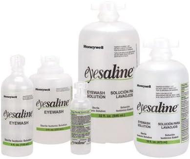 Fend-all 32 Ounce Bottle Eyesaline trust Sperian Personal Sterile Eye Recommendation