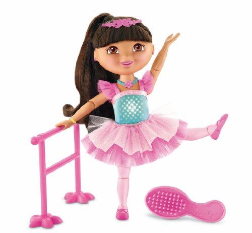 Fisher-Price V9548 - Muñeca Dora Bailarina con Sonido [Importado de Francia]