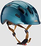 Abus Smiley 2.0, Unisex kinder Fahrradhelm,grün (royal green), S (45-50 cm)
