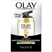 Olay Total Effects 7 In One Anti-Aging Moisturizer With Sunscreen Fragrance-Free 15ml