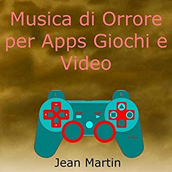 Musica di orrore per apps giochi e video