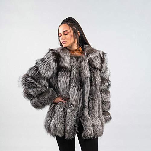 IHCIAIX Chaqueta de plumón para mujer, 2020 abrigo de invierno grueso de...