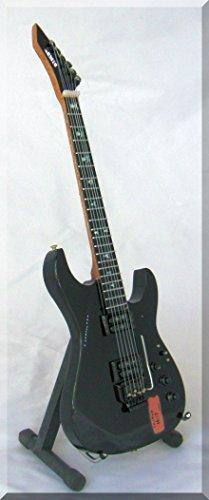 Kirk hemmett ESP Horizon Guitarra en miniatura 3