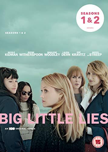 Big Little Lies S1-2 [Edizione: Regno Unito]