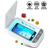 Phone UV Sanitizer, Portable UV Light Cell Phone Sterilizer,Cell...