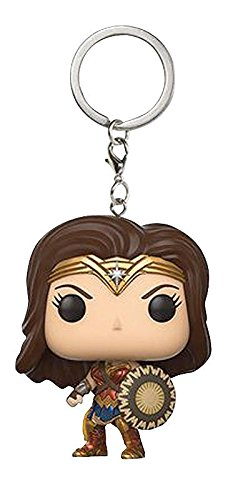 Pocket POP! Keychain -Wonder Woman