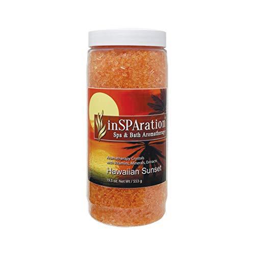 InSPAration 7460C Hawaiian Sunset Crystal for Spa and Hot Tubs, 19-Ounce