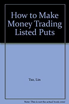 Hardcover How to Make Money Trading Listed Puts Book