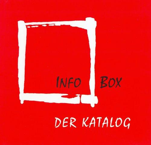 Info Box (das erste Haus am Leipziger Platz - Potsdamer Platz) Der Katalog (Broschiert) (23,5 x 22 x 2cm)