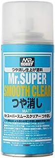 Mr.スーパースムースクリアー 〈つや消し〉 スプレー