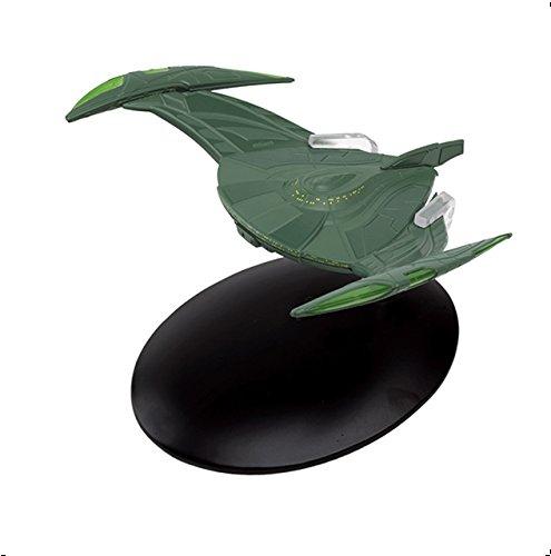 Sammlung von Raumschiffen Star Trek Starships Collection Nº 27 Romulan Bird-of-Prey (2152)