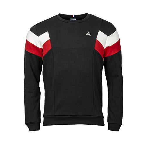 Le Coq Sportif Sweatshirt Tricolore Pronto