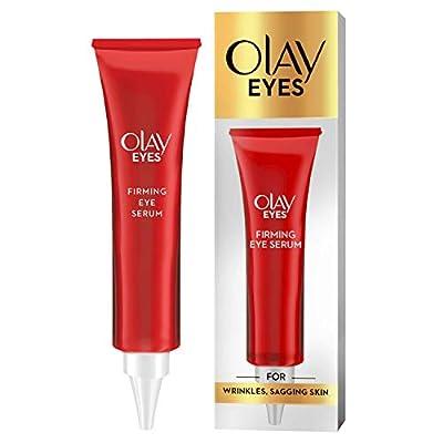 Olay Eyes Firming Eye Serum with Niacinamide for Wrinkles and Sagging Skin, 15 ml