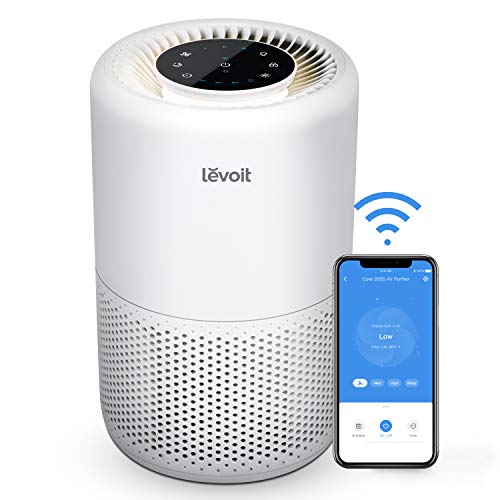 Levoit Core 200S H13 True HEPA Smart WiFi Air Purifier $74.99
