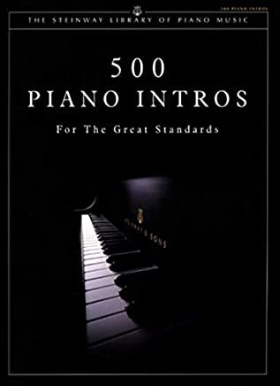 500 Piano Intros for the Great Standards