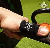 Power Beast Fingerschutz | Gewichte, Crossfit, Fitnessstudio, Fitness, Calisthenics, Gewichtheben,...