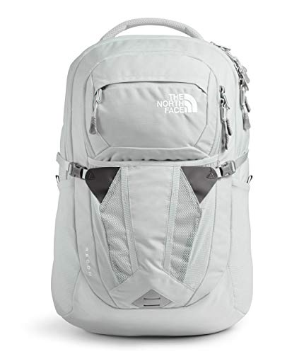 The North Face Women's Recon Backpack, Tin Grey Dark Heather/Tin Grey, One Size